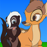 bambi-flower-thumper-online-coloring-game-150x150