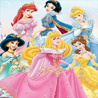 disney princess memory match200x200