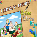 family-picnic-online-coloring-page-150x150