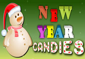 new-year-candies