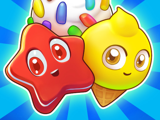 Candy Riddles Free Match 3 Puzzle 512x384