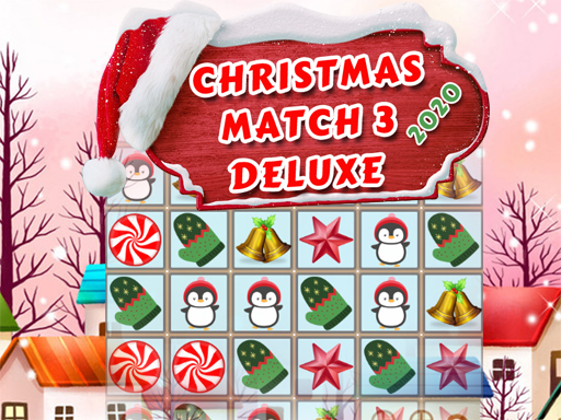 Christmas 2020 Match 3 Deluxe 512x384