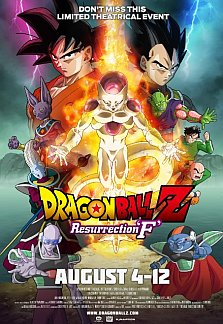 Dragon ball z plakat