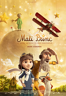 Little Prince SRB plakat