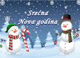 Srecno i nasmejano u Novu godinu